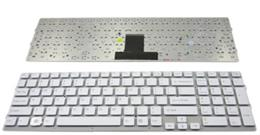KEYBOARD SONY VPC-EB WHITE