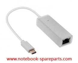 USB TYPE C  TO GIGABIT LAN