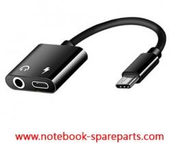 USB TYPE C TO AUDIO+USB